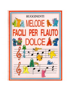 Melodie Facili Per Flauto...