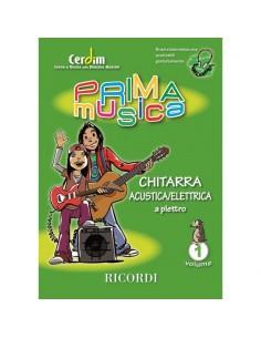 Primamusica Vol 1 Chitarra...