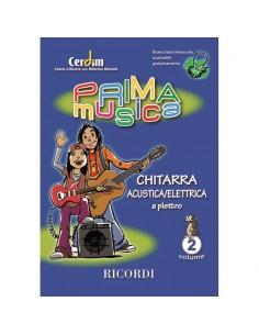 Primamusica Vol 2 Chitarra...