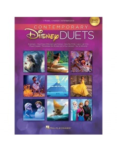 Contemporary Disney Duets -...