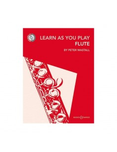 Learn As You Play Flute -...