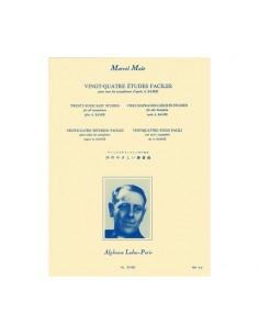 Marcel Mule Vingt Quatre...