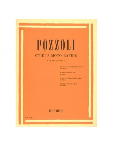 Pozzoli Studi A Moto Rapido per...
