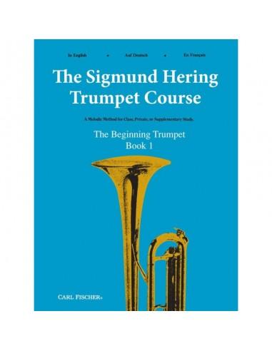 The Sigmund Hering Trumpet Course Book 1