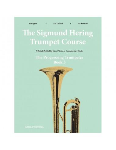 The Sigmund Hering Trumpet Course Book 3