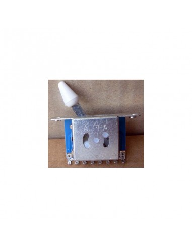 Parts Planet CST3-WH Selettore Switch...