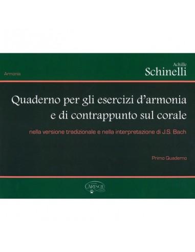 Achille Schinelli Quaderno per gli...
