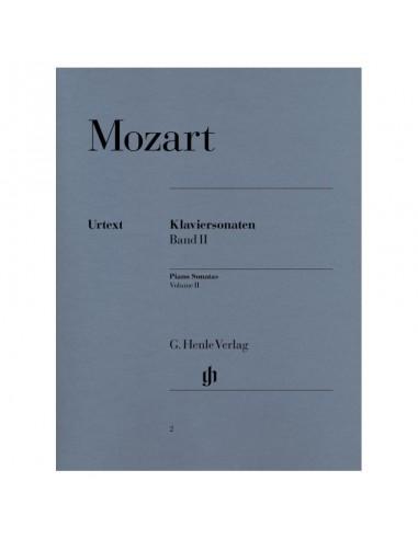 Mozart Sonate per Pianoforte Vol 2...