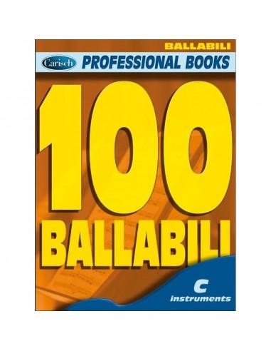 100 Ballabili Professional Books...