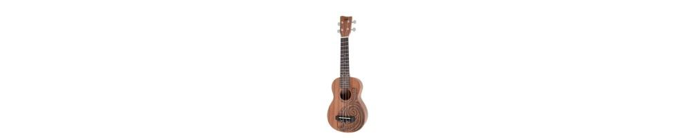 Ukulele - Banjo - Mandolini
