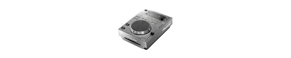 Console - Mixer - Lettori
